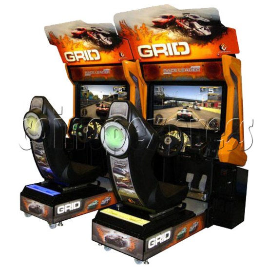 The Grid Sega driving game (52 inch single DX) 25267