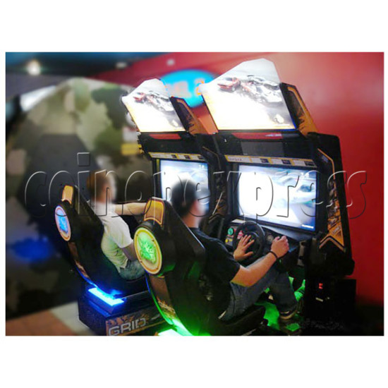 The Grid Sega driving game (52 inch single DX) 25268