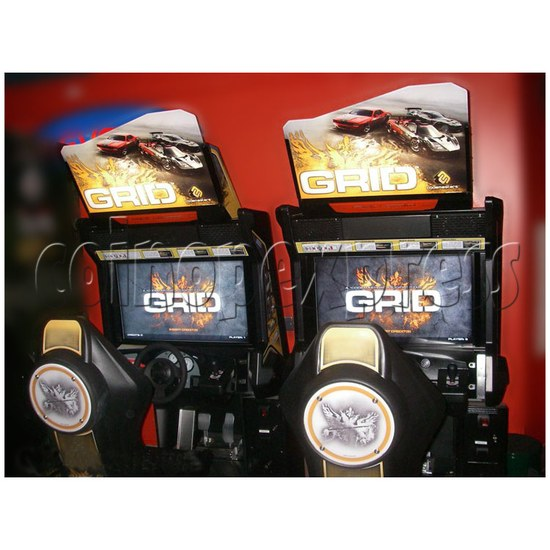 The Grid Sega driving game (52 inch single DX) 25270