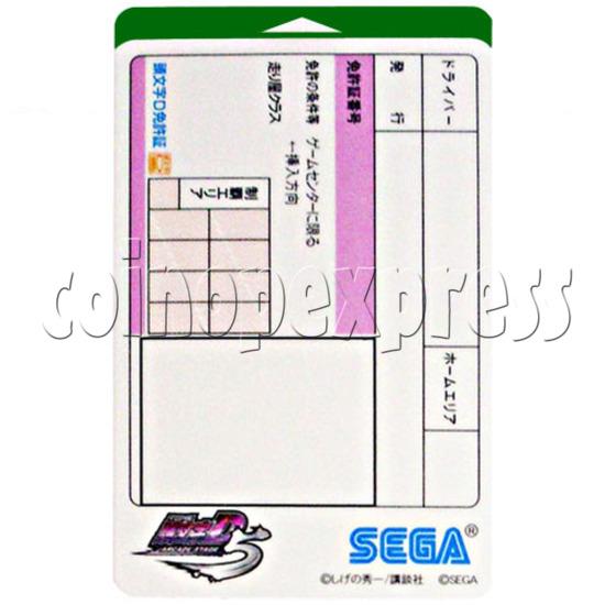 Memory Card for Initial D5 25273