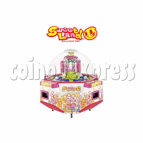 Sweet Land 4 Plus Prize Machine 25315