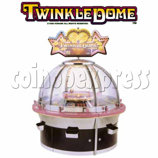 Twincle Dome Roluette Medal Game 25317