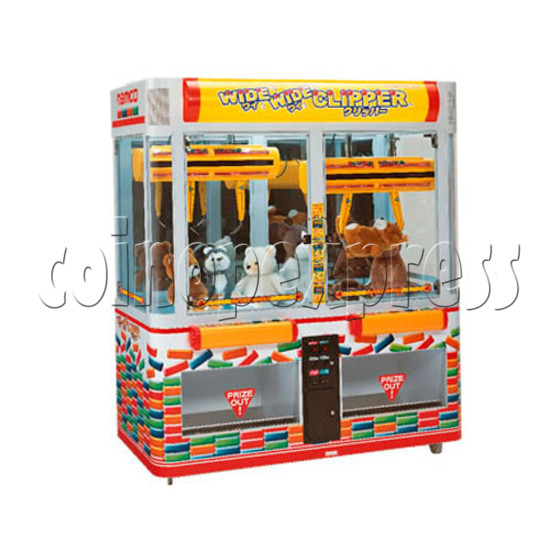 Wide Wide Clipper Crane Machine 25442