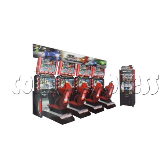 Wangan Midnight Maximum Tune 4 DX (4 players W/Server) 25484
