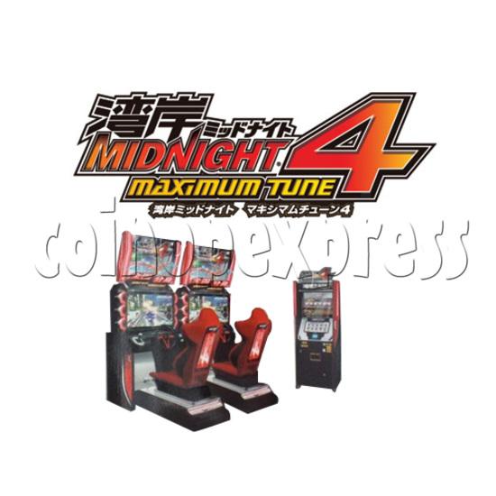 Wangan Midnight Maximum Tune 4 SD (2 players with server) 25491