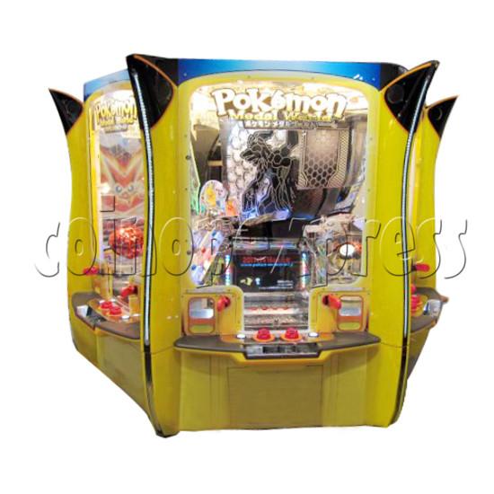 Pokemon Medal World machine 25514