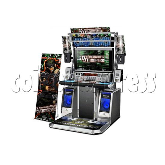 Beatmania II DX 15th DJ Troopers 25515