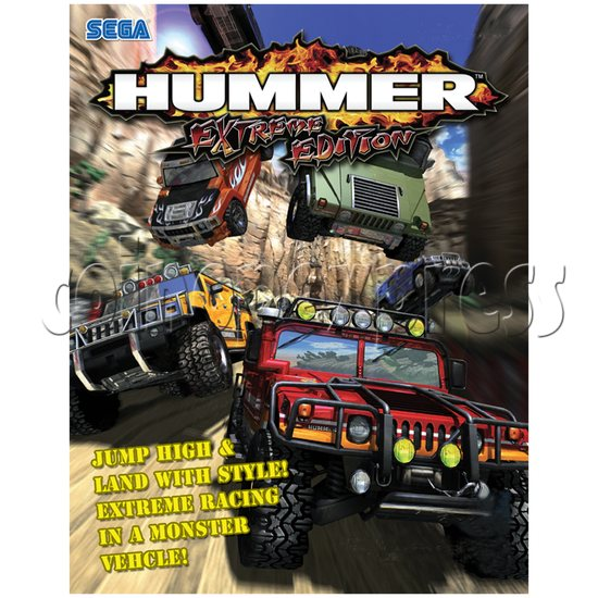 Hummer extreme edition (MDX) 25546