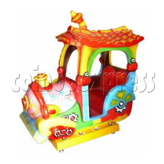 Bright Train Kiddie Ride (2 players) 25575