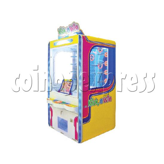 Kick N Win Skill Test Prize Machine 25657