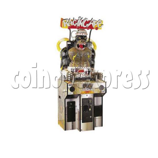 Raging Ape hand wrestling machine 25722