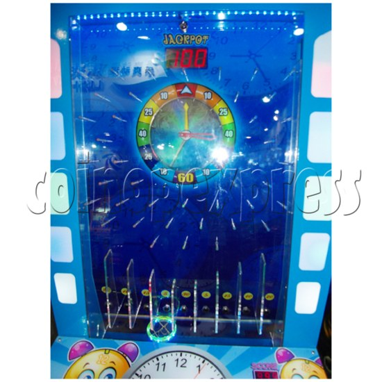 Funny Clock Skill Test Machine 25744