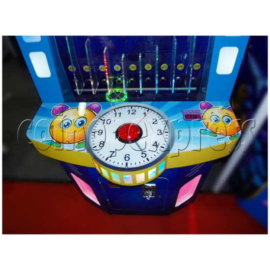 Funny Clock Skill Test Machine 25745