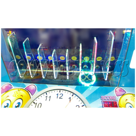 Funny Clock Skill Test Machine 25746