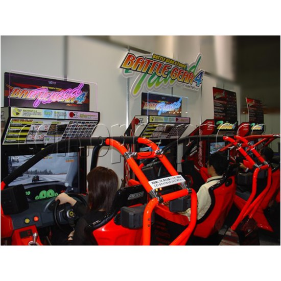Battle Gear 4 Tuned Professional machine 25768