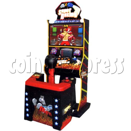 Punch Machine: super boxing 25777