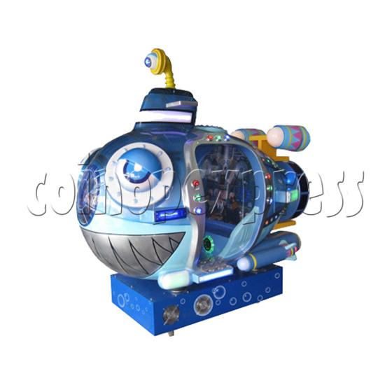 Motion Kiddie Ride: Undersea World 25815