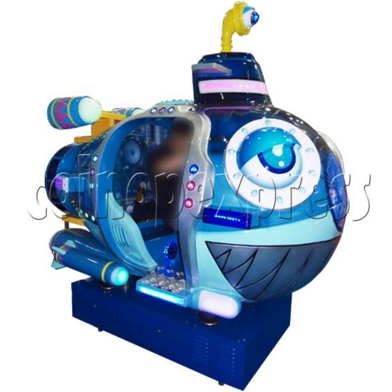 Motion Kiddie Ride: Undersea World 25816