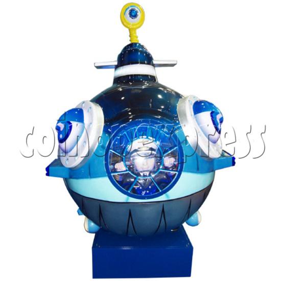 Motion Kiddie Ride: Undersea World 25817