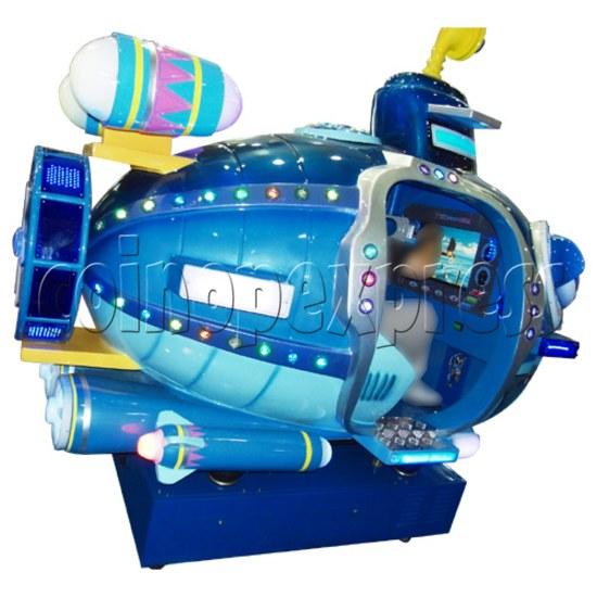 Motion Kiddie Ride: Undersea World 25818