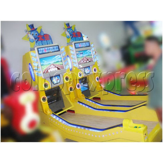 UFO Bowling Machine 26019