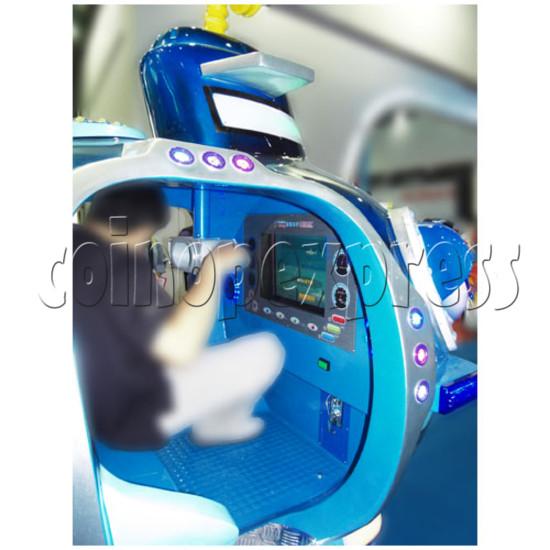 Motion Kiddie Ride: Undersea World 26048