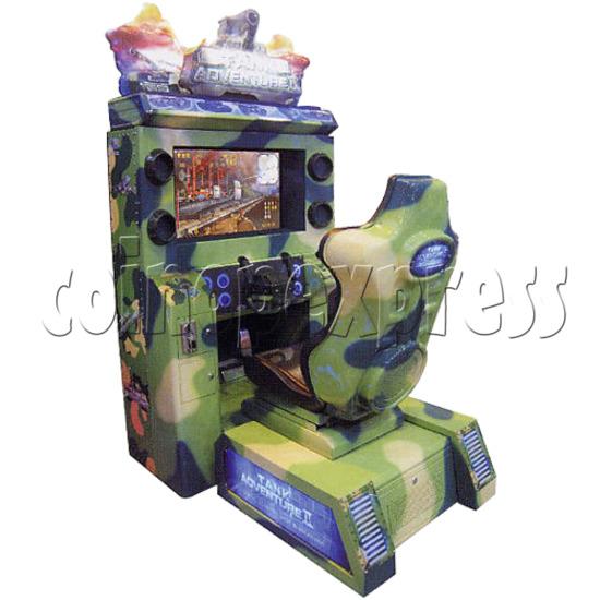 Tank Adventure 32 LCD screen 26093