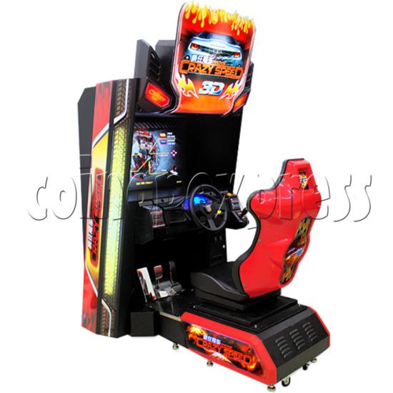 Crazy Speed 3D arcade machine 26139