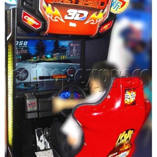Crazy Speed 3D arcade machine 26140
