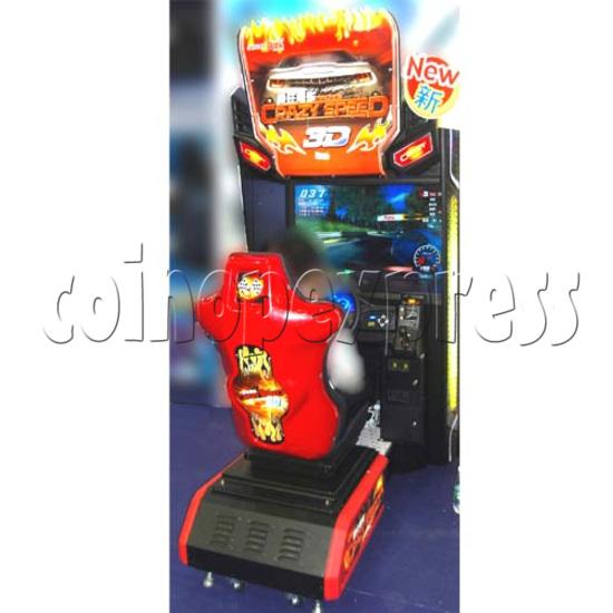 Crazy Speed 3D arcade machine 26141
