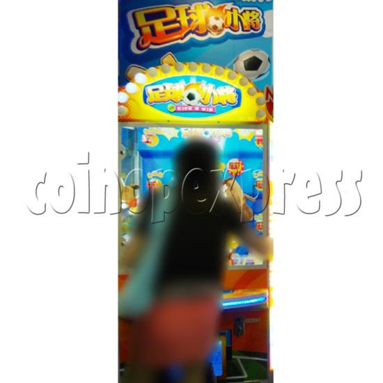 Kick N Win Skill Test Prize Machine 26165