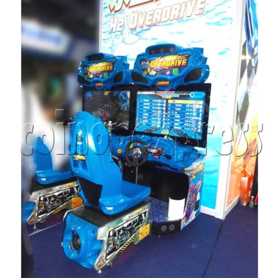 H2 Overdrive SD (37 inch LCD screen) 26211
