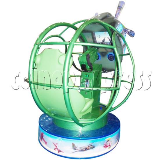 Motion Kiddie Ride: Kiddie Missile 26230