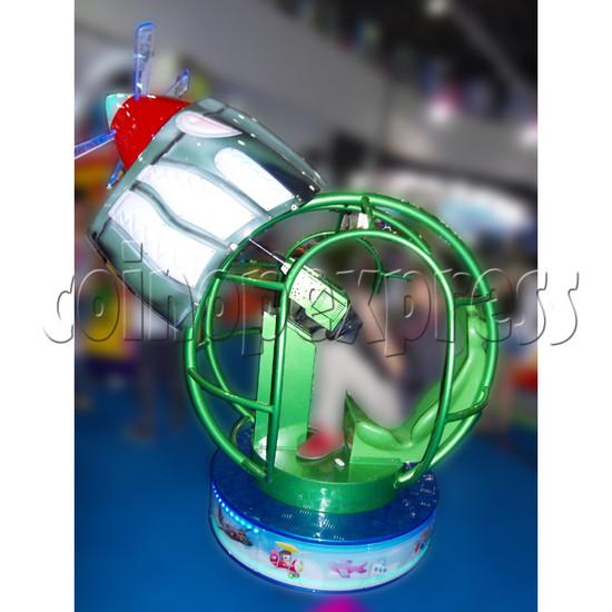 Motion Kiddie Ride: Kiddie Missile 26231