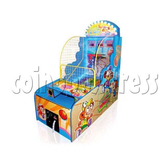 Cheeky Monkey Basketball Ticket Redemption Machine 26275