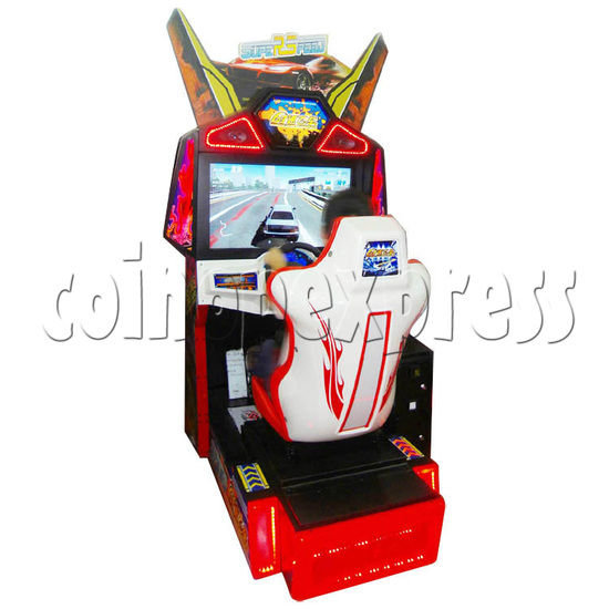 Super Speed Car Racing Machine 26409