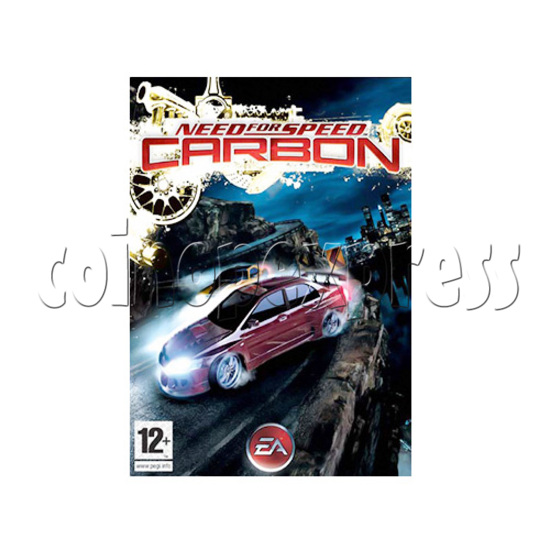 Need for Speed: Carbon Racing Game 26469