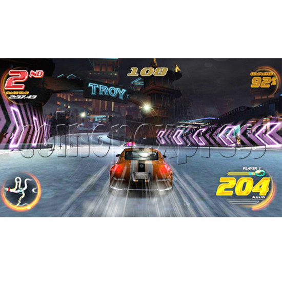 Need for Speed: Carbon Racing Game 26471