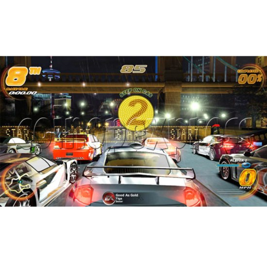 Need for Speed: Carbon Racing Game 26472