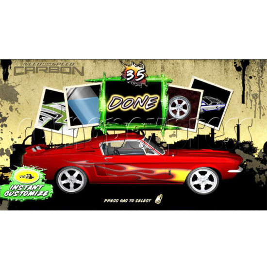Need for Speed: Carbon Racing Game 26473