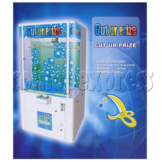 Cut prize machine 26554