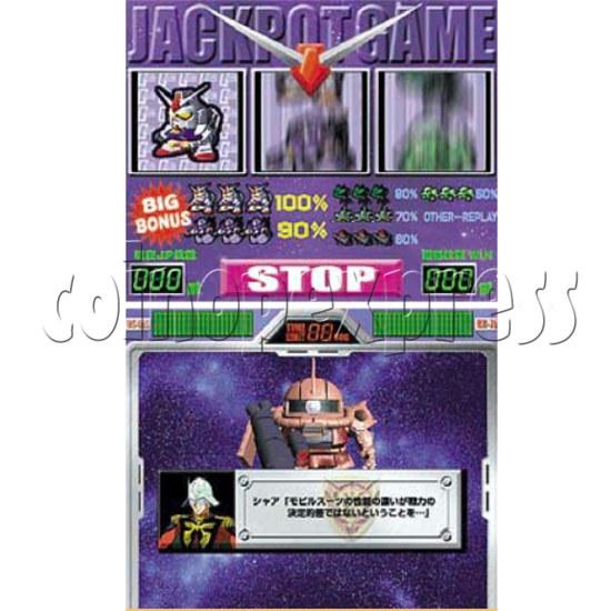 Gundam Medal machine 26620