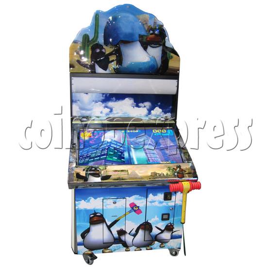 Penguin Crisis Video Hammer Game 26627
