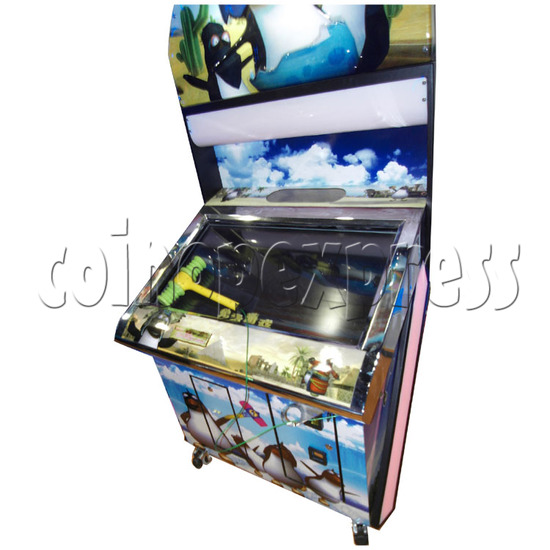 Penguin Crisis Video Hammer Game 26630