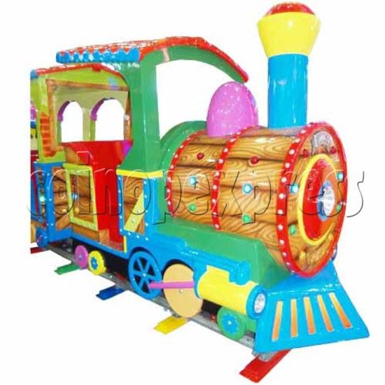 Fantastic Train Rides (14 players) 26711
