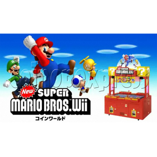 Super Mario Brothers Coin World 26771