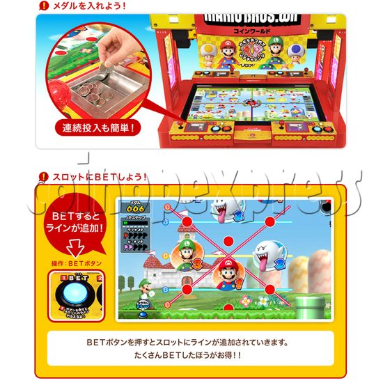 Super Mario Brothers Coin World 26773