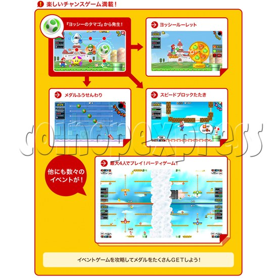 Super Mario Brothers Coin World 26776