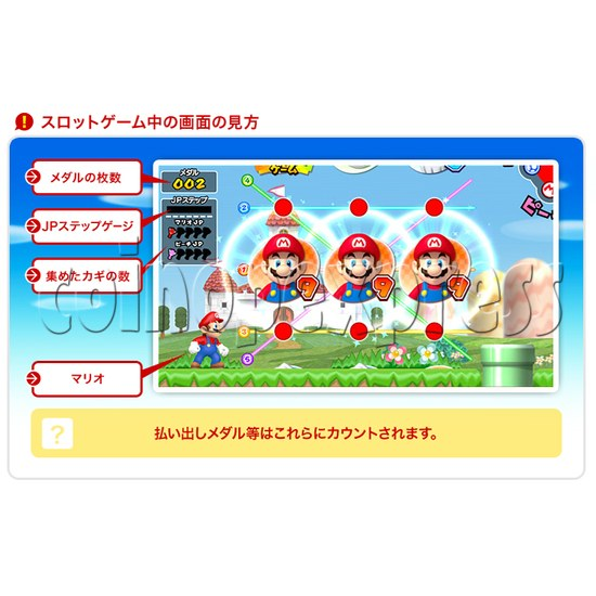 Super Mario Brothers Coin World 26779