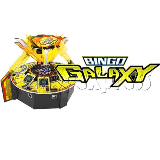 Bingo Galaxy SD Medal Game 26803